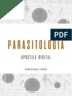 Apostila de Parasitologia  - Biomedicina Padr+úo (1).pdf