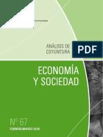 ECONOMIA Y SOCIEDAD - N 67 - FEBRERO MARZO 2020 - PARAGUAY - PORTALGUARANI