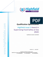 Highfield-Level-3-Award-in-Supervising-Food-Safety-at-Sea-2018