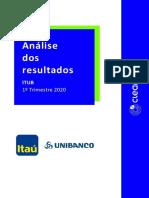 Análise Itaú maio 2020