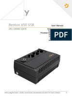 [FOR VIEW] Renton 650 USB_User Manual