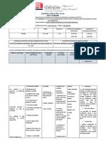Matriz de Informes Semanal en El Acompañamiento en Linea Para Docentes. Centros de Primaria Con Servicios de Secundarias (1) (1)