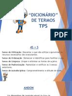 DICIONÁRIO DE TERMOS