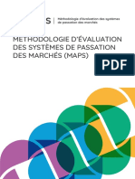 MAPS Methodologie Evaluation Systemes Passation Marches