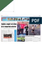 Presentación Cajalón-Elite Deportes