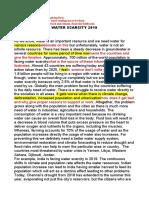 Water scarcity 2019- INDRANI GOSWAMI (2).docx