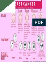 Breast Cancer Infogrpahic