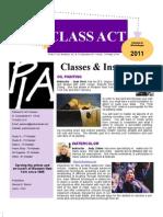 Class Brochure 2011
