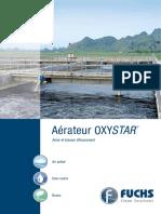 Aérateur FUCHS OXYSTAR_brochure