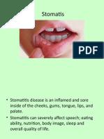 Stomatis
