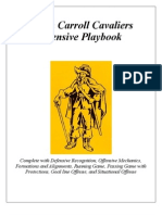 The Complete Spread Offense Playbook Section 1