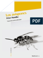Peter Handke - Los avispones.pdf