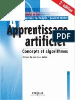 Apprentissage Artificiel - Concepts Et Algorithmes by Antoine Cornuéjols, Laurent Miclet, Jean-Paul Haton (Z-lib.org)