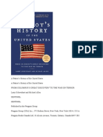 Larry Schweikart - A Patriot's History of the United States