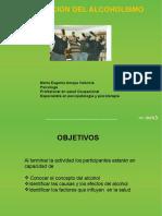 PREVENCION DEL ALCOHOLISMO .ppt