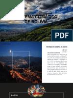 Clima de Bolivia.pptx