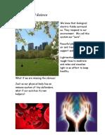 Biological Aura