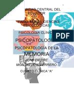 5 Psicopatología de la memoria.docx