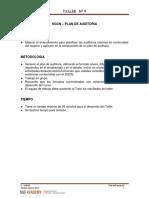 C-BCM-AI Taller 9 Plan de auditoria
