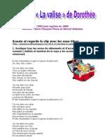 chanson-la-valise-de-dorothee-activites-ludiques-chansons-comprehension-ecrite-t 49960
