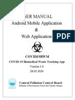 COVID-19 BMW Tracking App - CPCB_010620150848