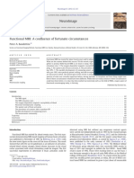 2012 - Functional fMRI review