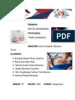 PAE PARO CARDIACO