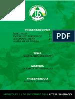 DESECHOS SOLIDOS - QUIMICA INORGANICA I - MARISOL RODRIGUEZ