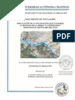 Modelacion Hidrologica