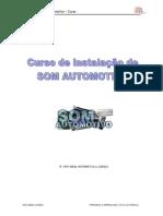 Instalação de Som Automotivo