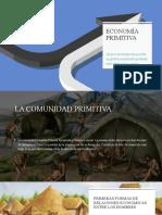Economía Primitiva