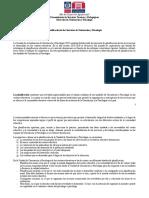 Planificación de la Unidad de Orientación y Psicología
