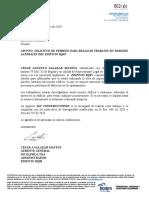 SOLICITUD PERMISO EDIFICIOS LATERALES AL BQ85