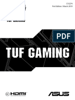 Tuf Gaming man