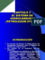 Cap 3 El sistema de hidrocarburos