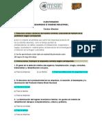 CUESTIONARIO DIRECTOS E INDIRECTOS