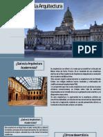 Academicismo en la Arquitectura y Vanguardias Decimonónicas
