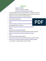 BIOSINTESIS DE ACIDOS GRASOS