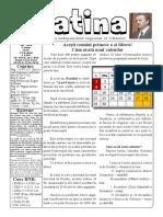 Datina - 5.06.2020 - prima pagină