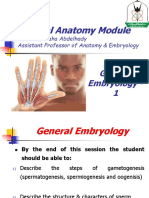 YU - General - Embryology Part 1