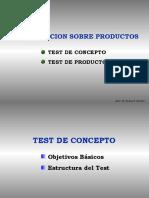 12_Test de Producto