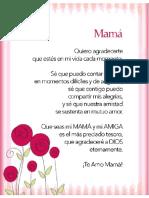 50 Poemas a Nuestra Madre 2017