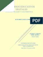ANÁLISIS RECURSOS ED. DIGITALES PDF