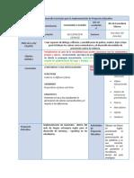 propuesta de PDC
