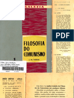 J Mc Fadden - Filosofia do comunismo