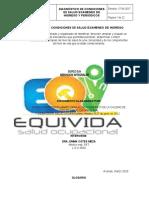 DX CONDICIONES DE SALUD DUFLO SA SERVICIOS INTEGRALES