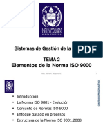 Tema 2 Elementos de la Norma ISO 9001