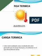 Teorico Carga térmica - UTN