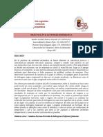 Informe  bioquimica  ENZIMAS