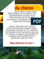 SOCIALES 4 de mayo